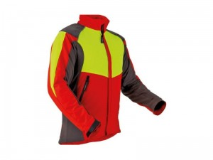Kurtka PFANNER Ventilation Jacket Red